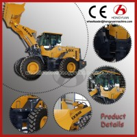 China Mine front wheel loader large wheel loader electric motor 220v