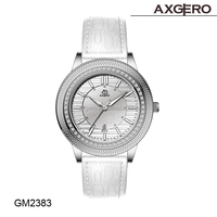 valentine diamond 3 atm water resistant custom brand watch wholesale