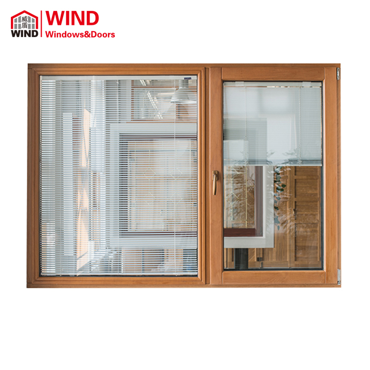 Remote control residential window louvers security shutters