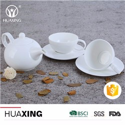 Chaozhou ceramic factory high quality fancy cups and saucers coffee for kids