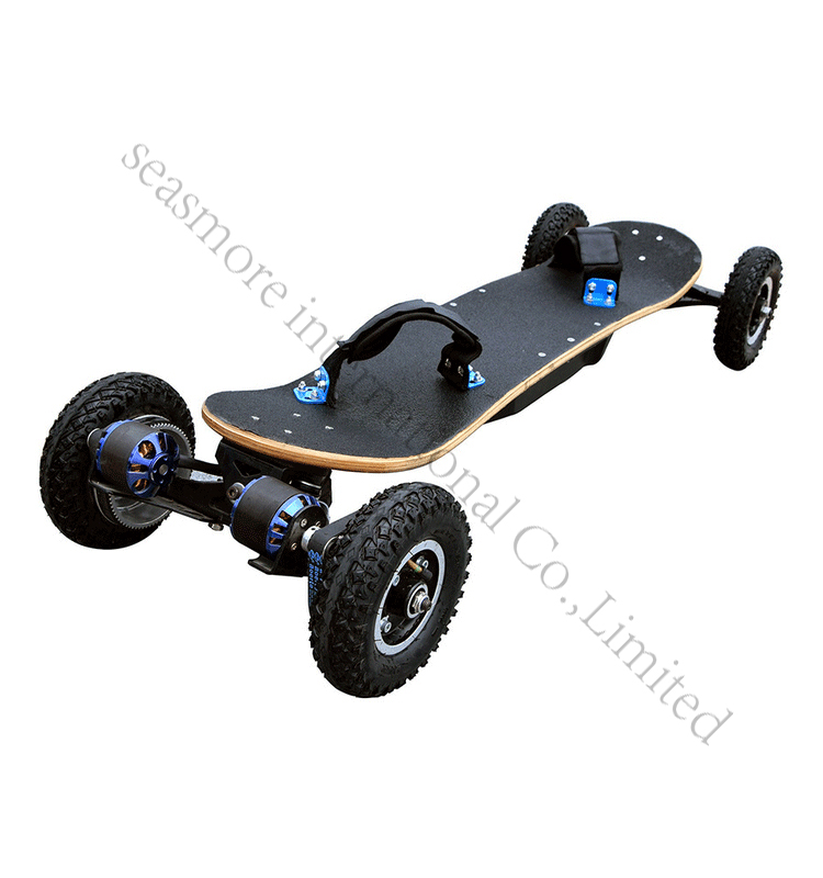 3300W dual motor 36V skateboard motores electricos bicicleta samsung battery electric mountain board