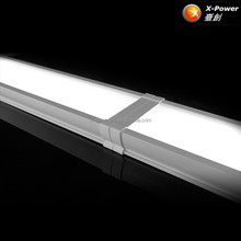 Emergency water proof and dust proof tube lamp led vapor tight 0-10v dimming led tri-proof light