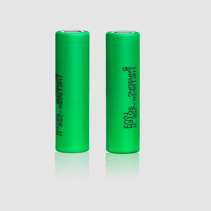 Wholesale price 18650 Samsung inr 18650-25R(M) 2500mah 3.7V rechargeable batteries lithium ion battery 18650 for dewalt tools
