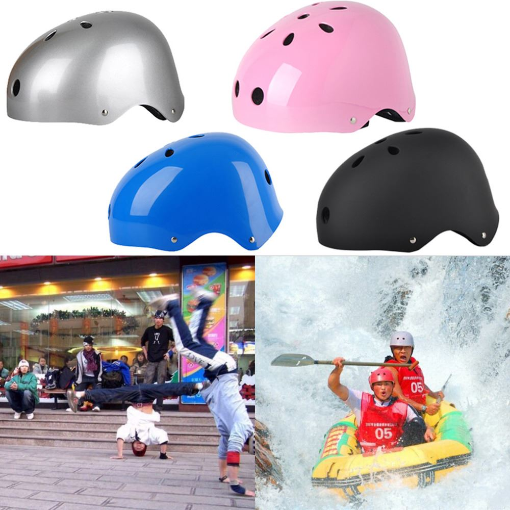 Skateboard Hip-hop Extreme Sport Helmet Cute Shape Size M for Children Skating Hip-hop Climbing and Other Extreme Sports Helmet