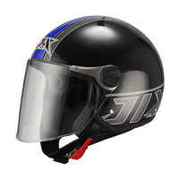2015 JET small helmet,ECE certification,ECE scooter helmets