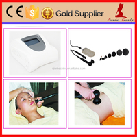 Portable radio frequency face lift device, rf facial beauty equipment with ce certificate
