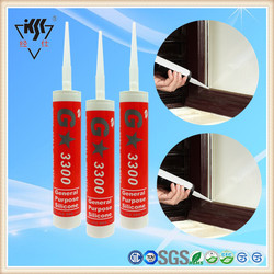 Silicone Main Raw Material and Transportation,Construction Usage silicone sealant 1200