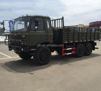 Dongfeng 6x6 heavy duty off road military vehicle