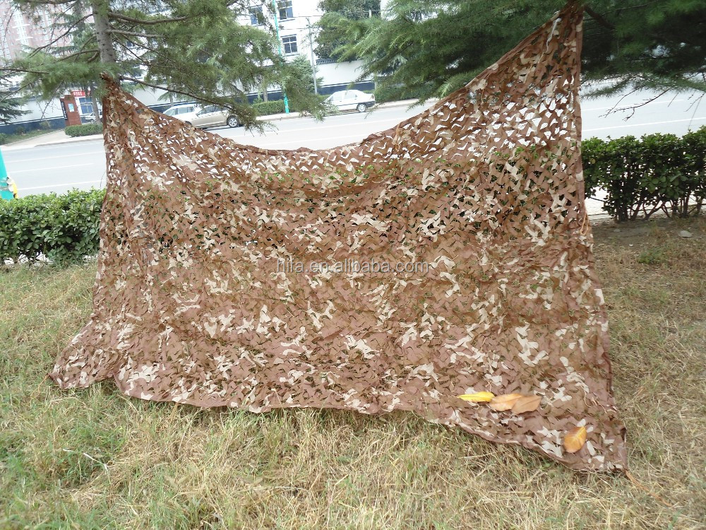 Best Price Desert Camouflage Net For outdoor Beach Decoration wall netting
