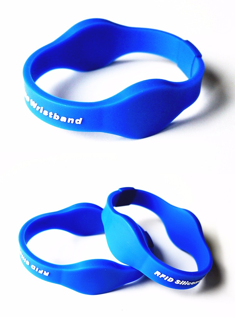 Eco-Friendly Custom Silicone Wristbands For Nike