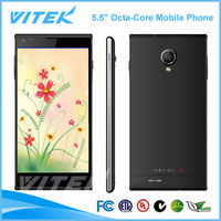 Alibaba OGS Touch Screen MTK6592 5.5 inch Octa-Core Mobile Phone