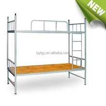 metal tripl bunk bed sale double tier school beds