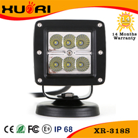 12w 18W led work light 12v 24v ip68 auto ,ATVs led driving light 4x4 car accessories