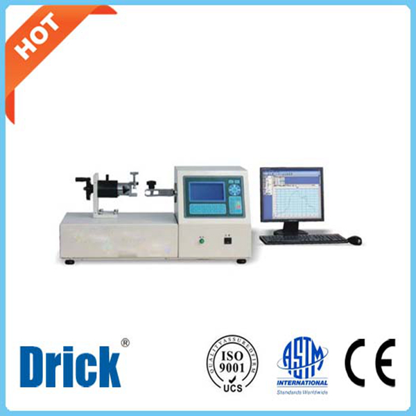 DRK0021 LCD display auto torsion testing machine