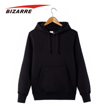Wholesale Sweatshirt Plain 100% Polyester Printed Blank Hoodies Men Custom