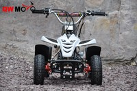 QWMOTO CE Approved Off Road 49cc Mini Quad 4 Wheel Bike for sale cheap