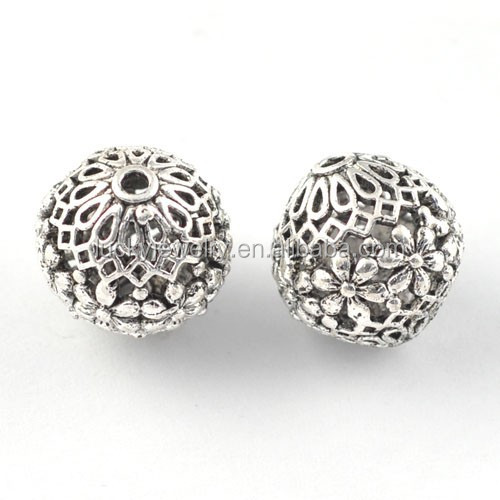 Metal Garment Gallery Decorative Hanging Beads For Clothes Handbag