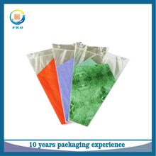 OPP printing plastic pot bouquet wrap for packaging fresh flowers