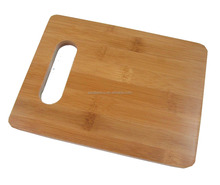 Food Safety Standard Mini Bamboo Cutting Board
