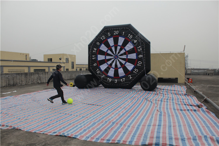 Customized Inflatable Soccer Dart Games for sale