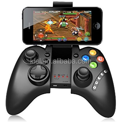 2017 hot selling new bluetooth controller wireless gamepad joystick for entertainment