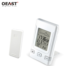 New Design Super Powerful Accurate Digital Clock Rohs Weather Station