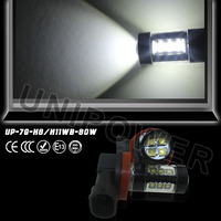 Top seller highpower led bulb mazda 6 fog lights/ led daytime running light
