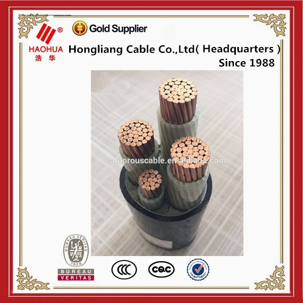 0.6/1 kV LV 400mm2 xlpe cable price manufacturer