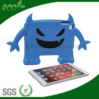 popular cartoon kids protective monster shape EVA tablet cover for ipad mini
