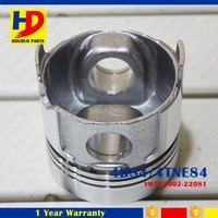 Spare part 4D84 /4TNE84 Cylinder Piston Kit For YM129002-22081