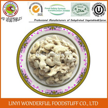 High Quality Organic DRIED DEHYDRATED GINGER considerable price with good quality