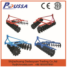 Farmland cultivation middle-duty disk harrow made in China