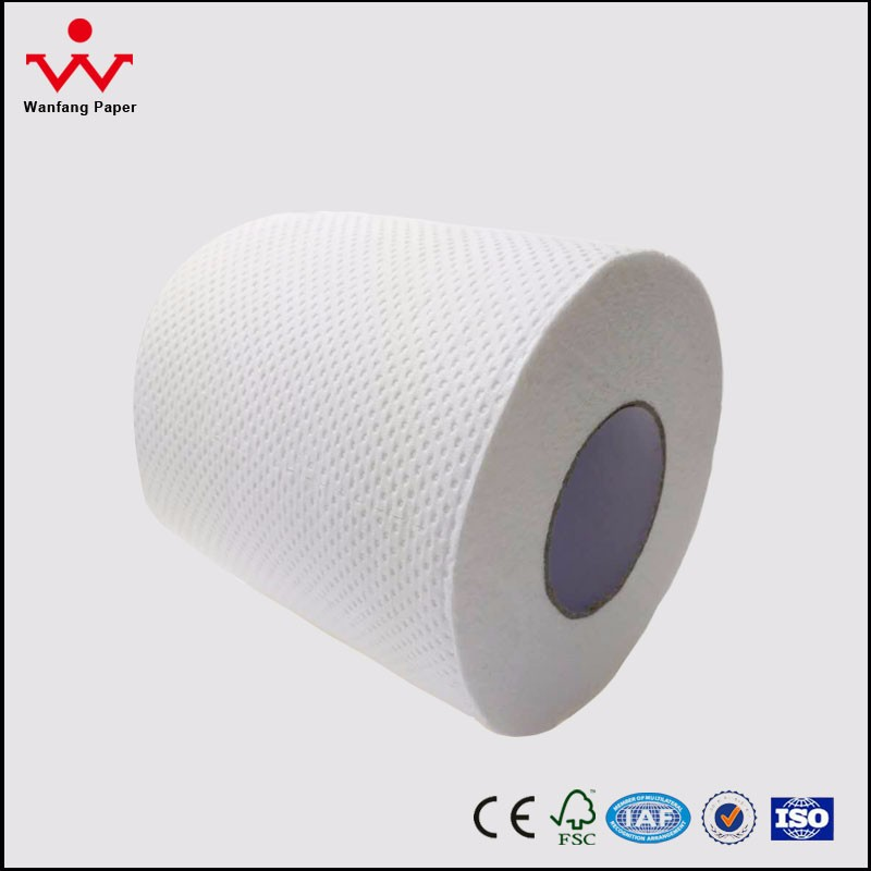 Creative Gift Wrapping Embossed Toilet Paper Roll