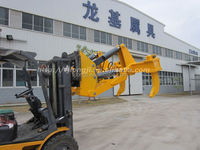 Construction machinery hydraulic 3 point ripper for forklift