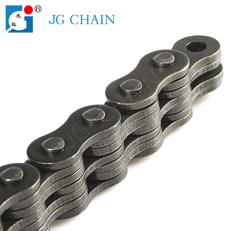 LH2034 china made alloy steel material forklift leaf chain lh series construction machinery parts