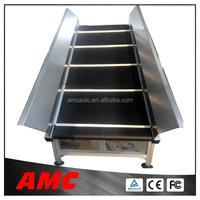 Industrial portable belt conveyor system made in china