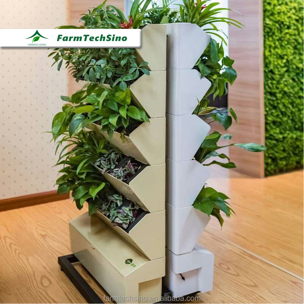 Hydroponic Growing Systems Smart control hydroponic