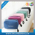 Encai Waterproof Cosmetic Bag Travel Colorful Hanging Toiletry Bag