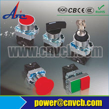 New style 12VDC 50pcs/lot 5 colors hazard switch for car