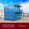 designed kits container solar kit wpc villa house outdoor wall siding