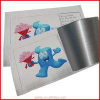 Inkjet Silk Silver Metallized Photo Paper for Printing