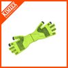 Promotional winter safe knit touch screen gloves