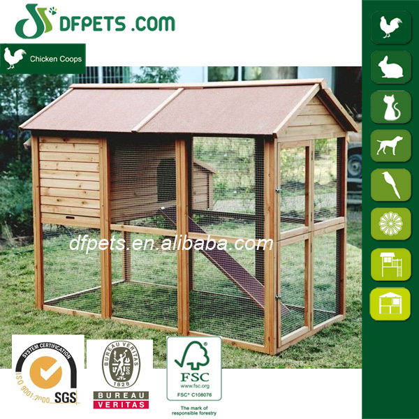 2016 Large Wooden Animal Cage For Chicken
