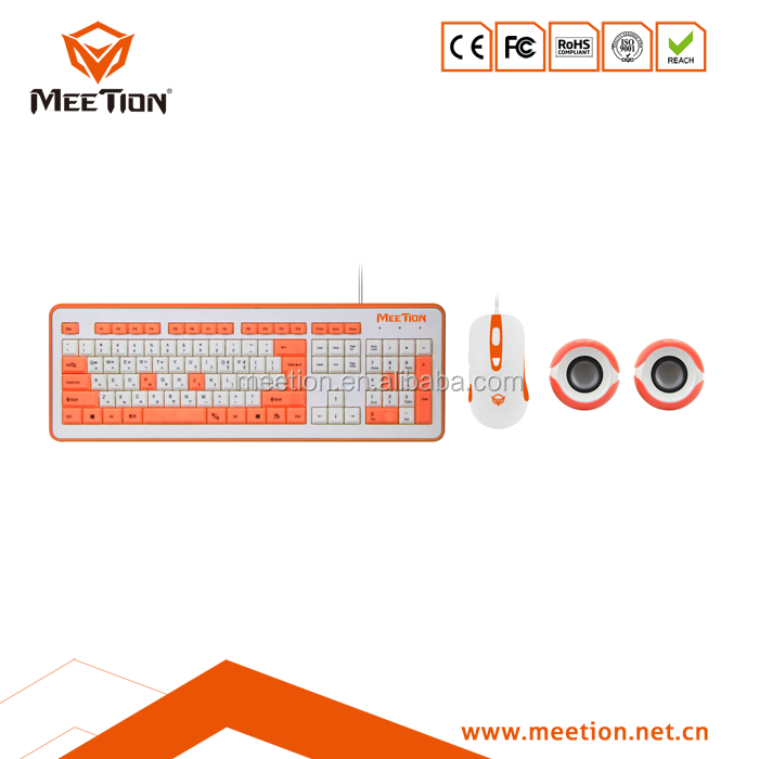 wholesale keyboard mouse speaker combo made in China FOB SHENZHEN