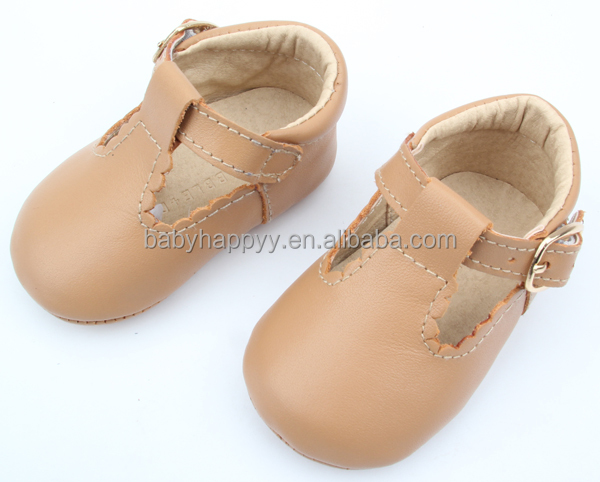 New style toddler shoes baby leather shoes for girls