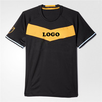 2017 Bulk wholesale clothing China cheap football teams t shirts blank soccer jersey sports jersey new model