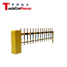 Access Control Automatic Parking System Lifting Barrier Gate