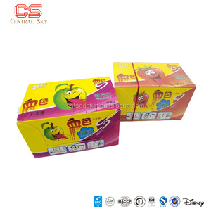 Chinese hot sale 5 stick Blood chewing gum with vitamin C Cheap gum
