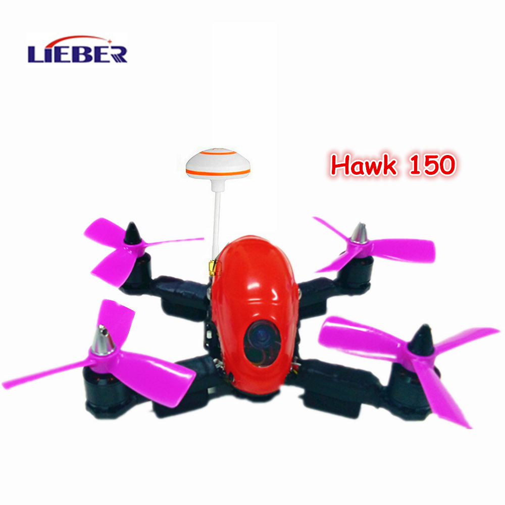 A-7 LIEBER <strong>150</strong> 5.8G FPV Mini Drone with Camera 700TVL Remote Control Racing Drone VS DJI Phantom 4
