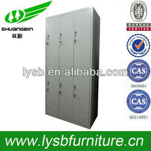Metallic collapsible Modern used school lockers for sale